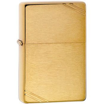 Zippo Vintage Series Lighter with Slashes