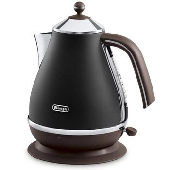 De'Longhi ICONA VINTAGE KBO2001 Water Kettle - Black