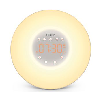 Philips WAKE-UP LIGHT Alarm Clock HF3505