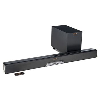 Klipsch RSB-6 Bluetooth® Soundbar with Wireless Subwoofer
