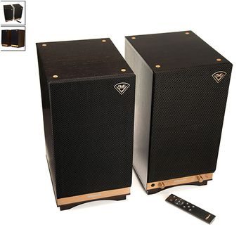 Klipsch THE SIXES Wireless Powered Bluetooth® Heritage Speakers