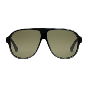 Gucci Men's Aviator Sunglasses GG0009S