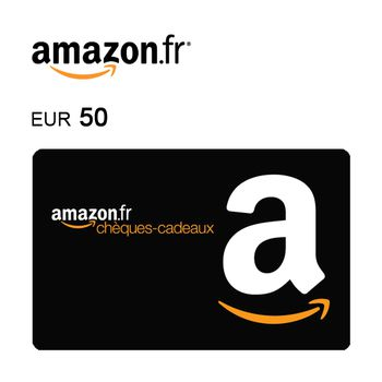 Amazon.fr eGift Card €50