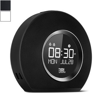 JBL Horizon Bluetooth® Clock Radio with LED Ambient Light