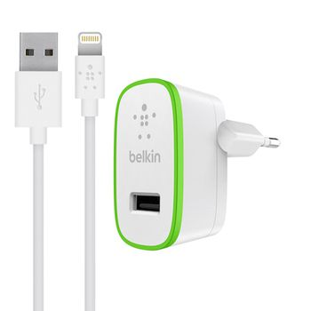 Belkin BOOST↑UP™ Home Charger with Lightning Cable