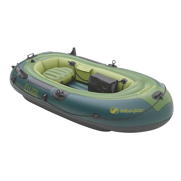Sevylor FISH HUNTER FH 250 Inflatable Boat Image