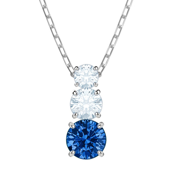 Swarovski ATTRACT TRILOGY Pendant Necklace