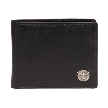 Chiemsee GUN COLOUR Men's Leather Wallet 6cc