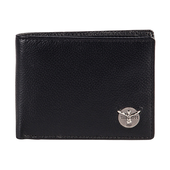Chiemsee GUN COLOUR Men's Leather Wallet 2cc