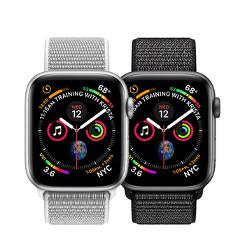 Apple Watch Series 4 GPS+Cellular in Aluminum 40mm